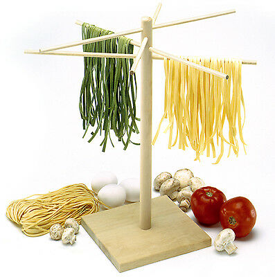 "NORPRO 1048 Deluxe 16.5"" Pasta Drying Rack Stand With 8 Drying Arms"