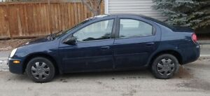 2005 Dodge Neon  SX 2.0 (NOW REDUCED PRICE)