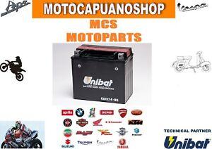 CBTX14BS-BATTERIE-UNIBAT-POUR-BMW-K-1300-S-HP-1300-cc-2012