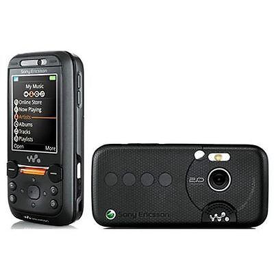 Sony Ericsson Walkman W850i - Black Locked (Virgin) Mobile Phone - Grade B