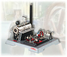Wilesco D 22 Zweizylinder-Dampfmaschine Neu