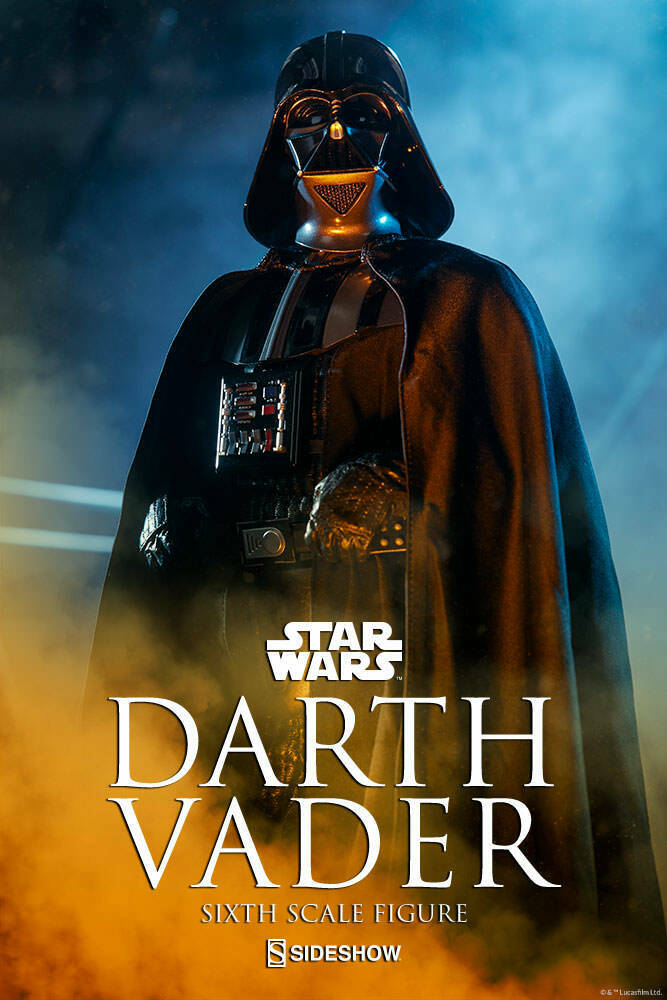 Sideshow Darth Vader Star Wars Return of the Jedi 1/6 Figure NEW In Stock on eBay thumbnail