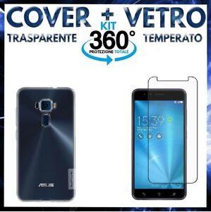 Protezione Integrale 360 - Cover Trasparente + Pellicola in vetro
