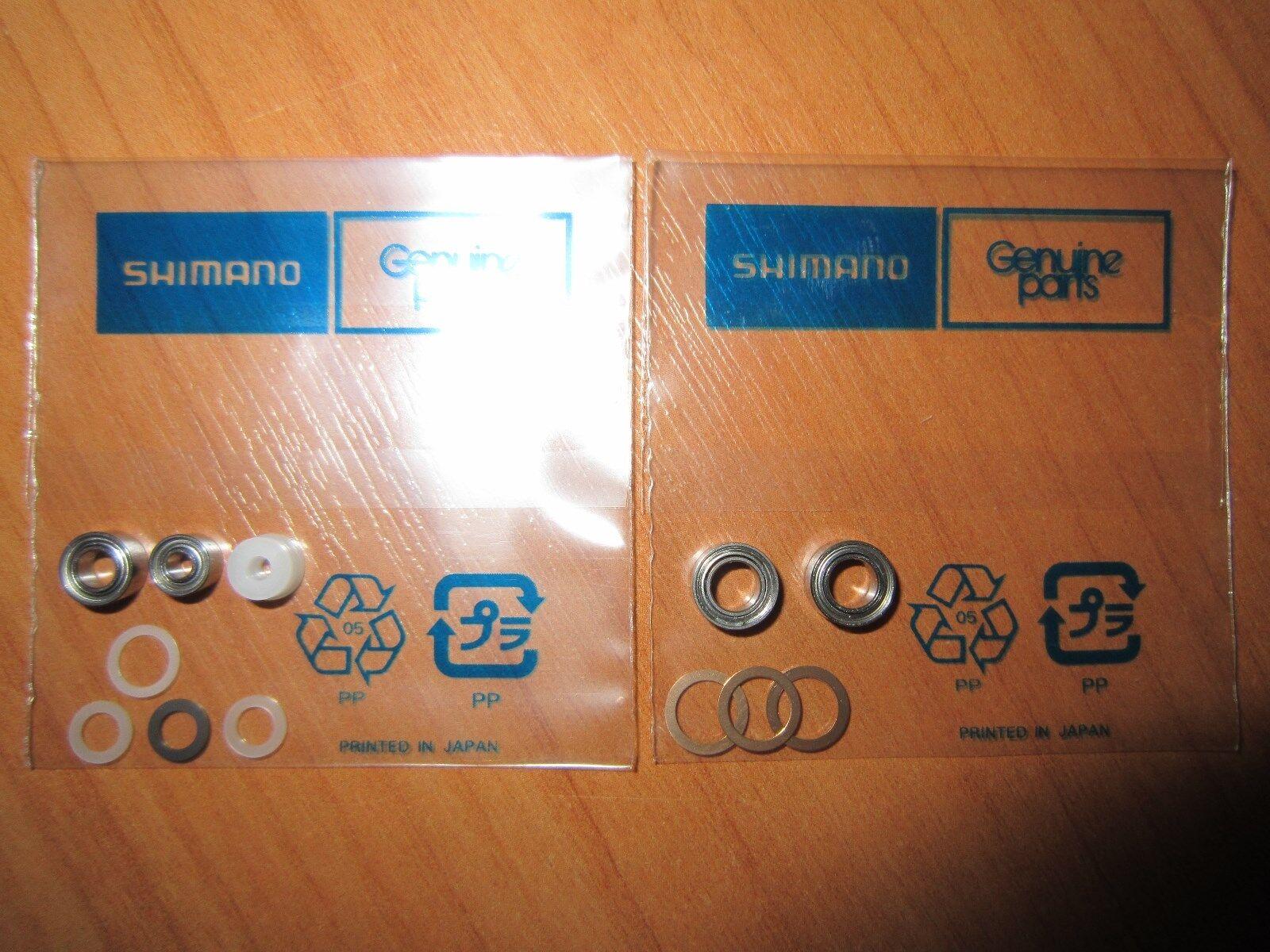 Shimano Soare BB C2000PGSS 2000HGS Worm Shaft, Slider, Handle 4 4 Handle Ball Bearing Kit f829f6