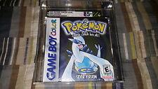 Pokemon: Silver Version (Nintendo Game Boy Color, 2000) New Sealed Gold VGA 85+