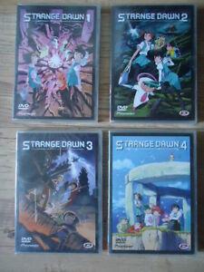 Nuevo-Lote-Strange-Dawn-4-DVD-Completo-Integral-Manga-Supernenas-VF-Serie