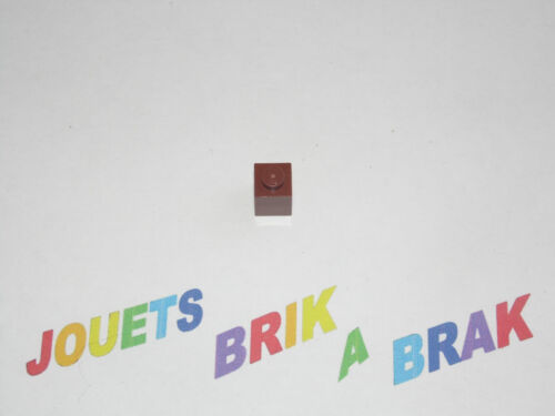 Lego brique brick 1x1 choose color and quantity ref 3005