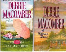 Complete Set Lot of 12 Cedar Cove books by Debbie Macomber (Romance) Fiction