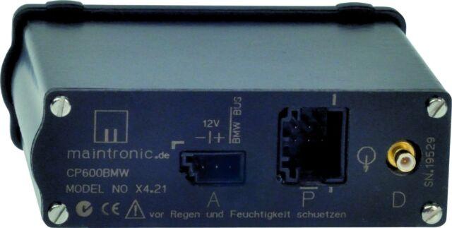 BMW MP3-Player ersetzt CD Wechsler  CP600BMW für E38