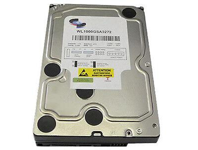 "White Label 1TB [32MB Cache] 7200RPM SATAII (3.0Gb/s) 3.5"" Desktop Hard Drive"