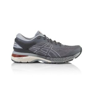 Asics Gel Kayano 25 Women's Running Shoes - Carbon/Mid Grey