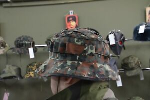 24dc517357b Image is loading Russian-M45-Boonie-hat-034-Scout-034-German-