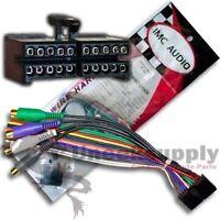 Jensen Wire Harness 20 Pin Wire Msr4050g Vx7010c Vx7020c