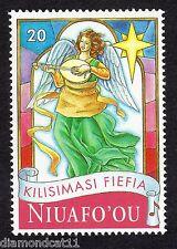 1998 NIUAFO'OU Christmas 20s MNH R16022
