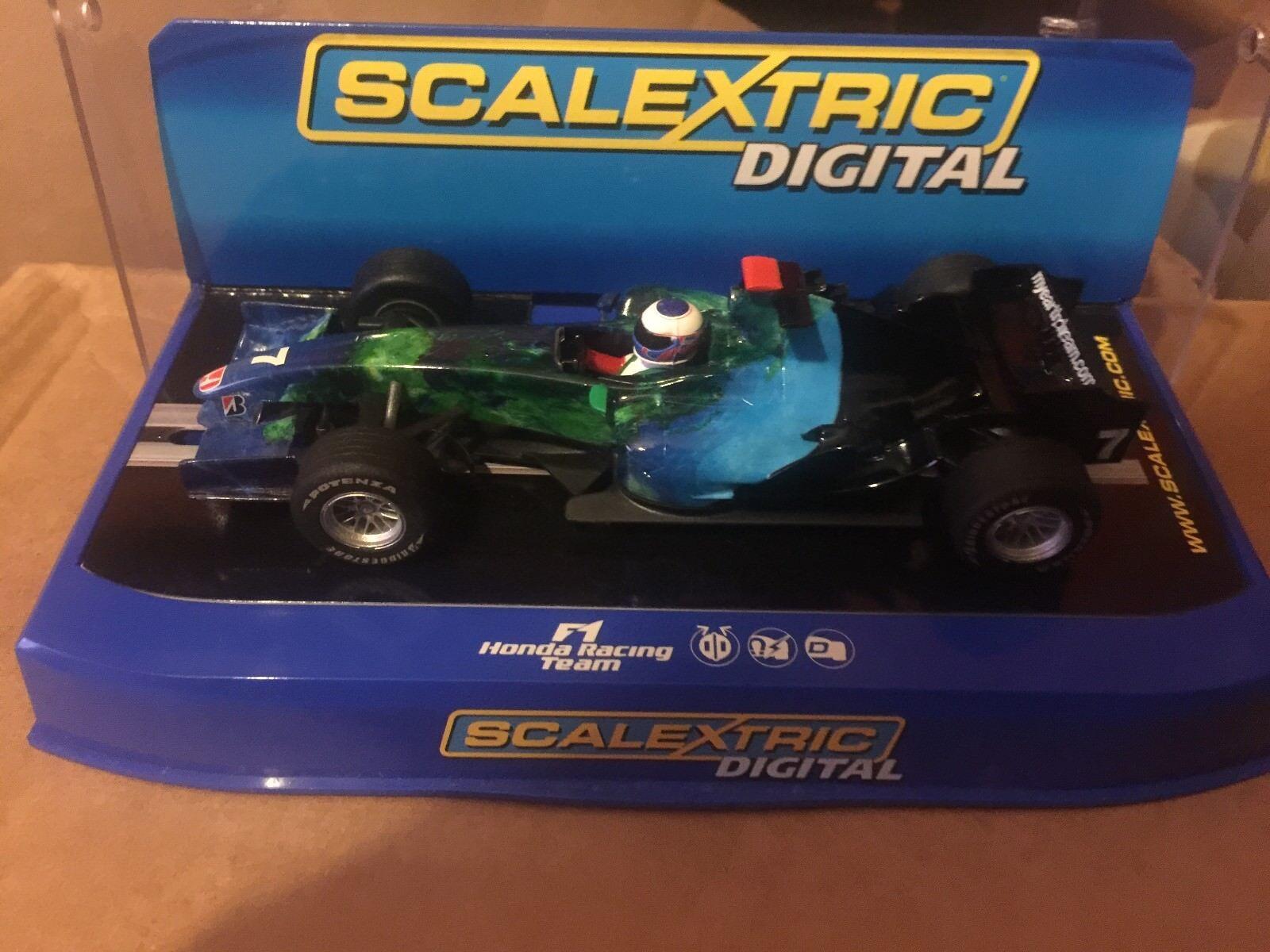 SCALEXTRIC C2817d HONDA F1 RACING TEAM digital