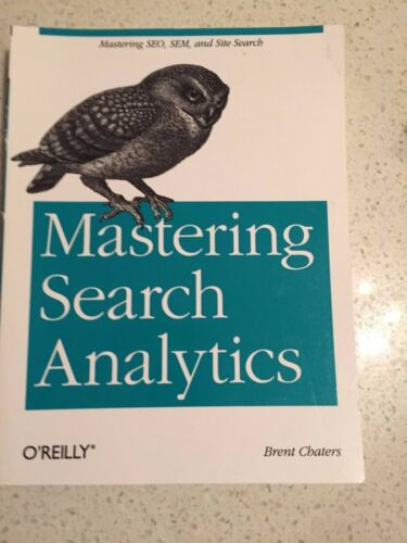 1 of 1 - Mastering Search Analytics (Used)