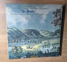 33 tours original Schubert Quintette La truite Hephzibah Menuhin 1962 stéréo EXC