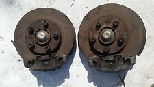 BMW E36 E30 5 Lug Swap Front Brakes Calipers STEERING SPINDLES KNUCKLES HUBS
