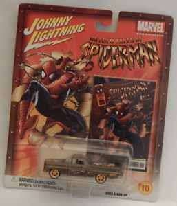 Details about Johnny Lightning Marvel Untold Tales of Spider Man Issue 1  '59 El Camino