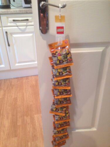 Lego minifigures series 4 unopened sealed random mystery blind bags packs