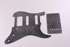 HSS Silver Glitter pickguard + trem cover set Fits Fender Strat Stratocaster