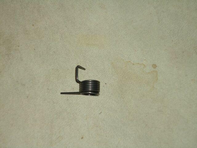 NOS OEM Husqvarna chainsaw throttle spring 501528801 181 266 268 281