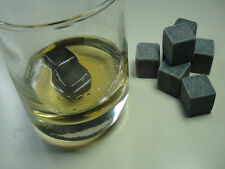 9 PCS Ice Cube Rock Whisky Stone Set for Scotland Macallan Glenfiddich Lover
