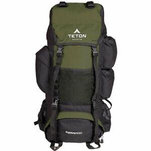 FREE SHIP TETON Sports Explorer 4000 Backpack