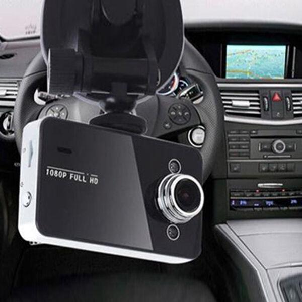 "K6000 2.7"" HD 1080P Car DVR Vehicle Camera Video Recorder LED Night Vision"