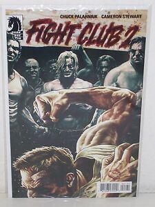 cb9584bca8054 Details about FIGHT CLUB 2 #1 - Lee Bermejo Ultra Rare Variant - CHUCK  PALAHNIUK - Dark Horse
