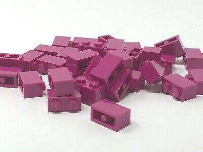 50x Lego® 3004 Steine Bricks 1x2 dunkelblau dark blue Parts Bausteine 4249891