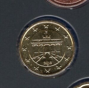 Allemagne 2018 10 centimes F Stuttgart BU FDC 26000 exemplaires