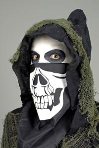 Maskentuch-Skelett-Sturmmaske-Karnevalmaske-Faschingsmaske