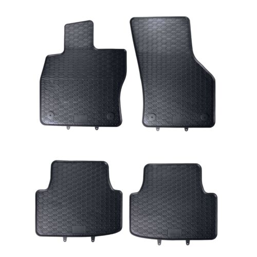 Gummimatten VW Passat B8 4 tlg Fussmatten Allwettermatte Original Qualität 3G