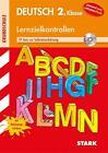 Deutsch 2. Klasse Lernzielkontrolle Training Grundschule von Heike Egner (2014, Taschenbuch)
