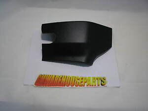 2014-2017 SILVERADO DRIVERS FENDER BLACK PAINT PROTECTOR GUARD NEW GM # 22801018