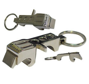 technics headshell bottle opener luxury keyring silver wk nip ebay. Black Bedroom Furniture Sets. Home Design Ideas