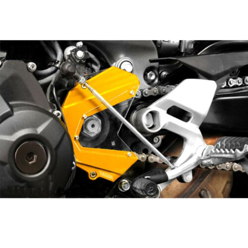 Front Chain Sprocket Engine Guard Cover Protector For Yamaha MT09 MT09 2013-2017