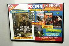 MARINE SHARPSHOOTER II JUNGLE WARFARE USATO PC DVD VERSIONE ITALIANA GD1 47521