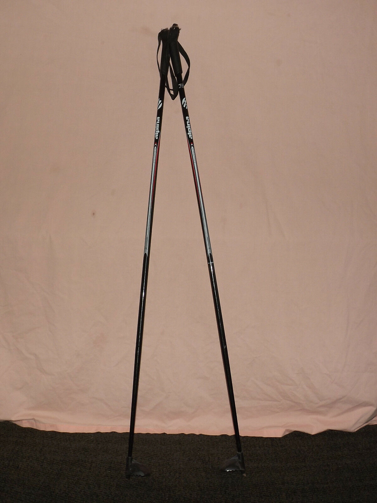 ALPINA TOURING  SNOW SKI SKIING POLES