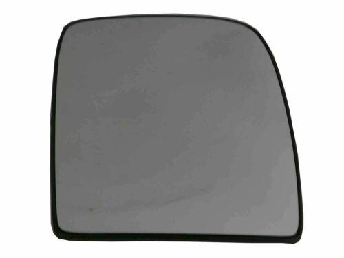 RH Heated Convex Upper Wing Mirror Glass Replacement for Toyota ProAce 13-16