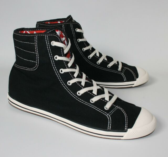 09ab46ed416b Women s Converse All Star Slim High Top Black Trainers BOOTS Size UK 5 for  sale online