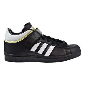 Adidas Originals Pro Shell Men's Shoes Core Black/White/Gold BY4381