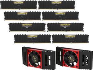 CORSAIR Vengeance LPX 128GB (8 x 16GB) 288-Pin DDR4 SDRAM DDR4 3200 (PC4 25600)