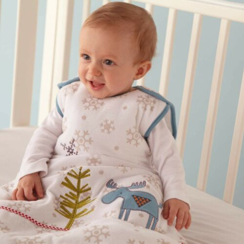 Grobag Baby Sleeping bag 3.5 tog WINTER cold weather asst designs 0 6 18 36 MTH