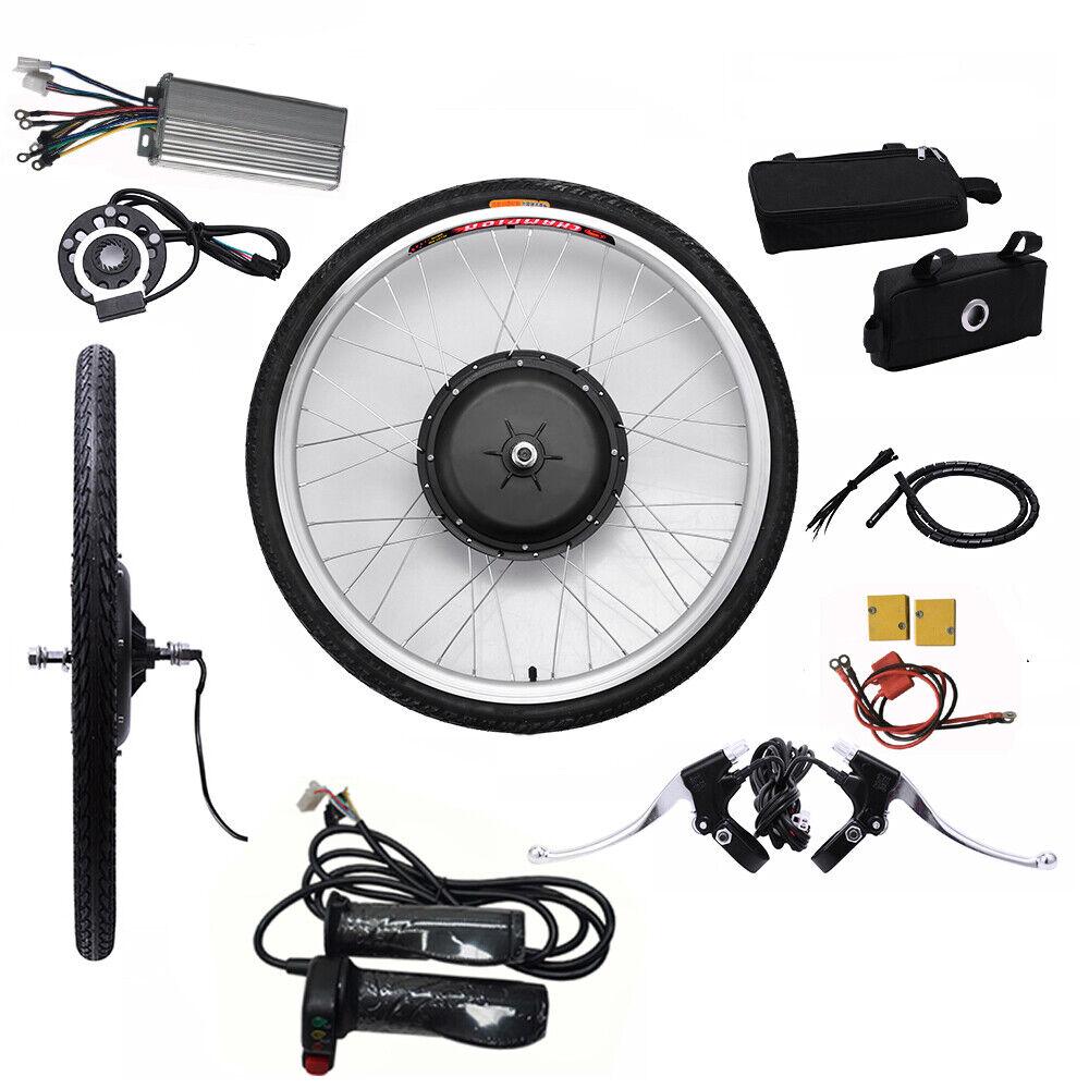 26 RUOTA ANTERIORE 48v 1000w ebike CONVERSION KIT bicicletta elettrica conversione Kit Set di 2019