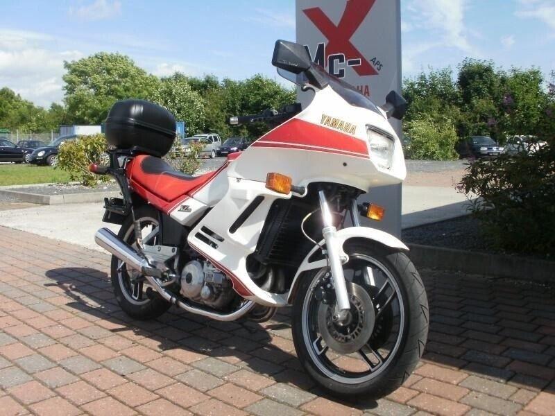 Yamaha, XZ 550, ccm 552