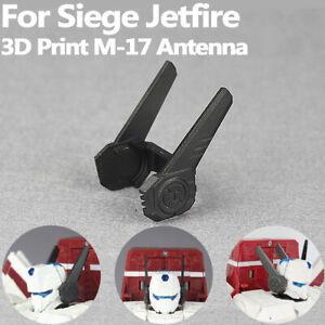 Transformation Matrix Workshop M-17 antenna Upgrade 3D Fit for Siege Jetfire
