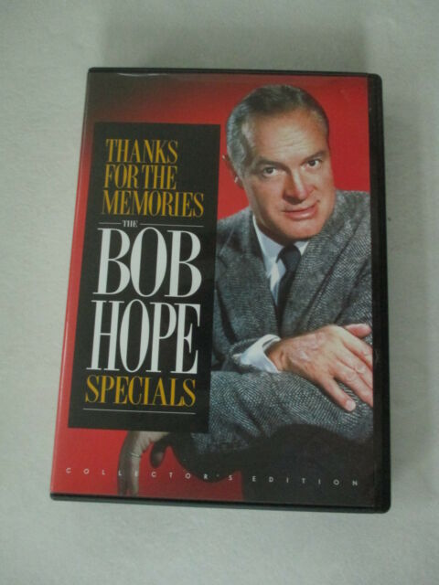 The Bob Hope Specials: Thanks for the Memories (6DVD) by Bob Hope