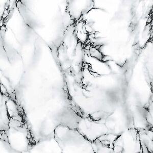 4-44-m-Klebefolie-Moebelfolie-selbstklebende-Folie-Tapete-Marmoroptik-Marmor